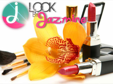 Look by Jazmine website designed by New Orleans' ImaginedAtom