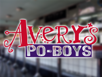 Avery's Poboys in New Orleans